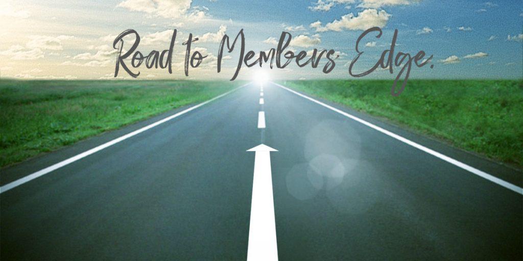 Road to Members Edge.