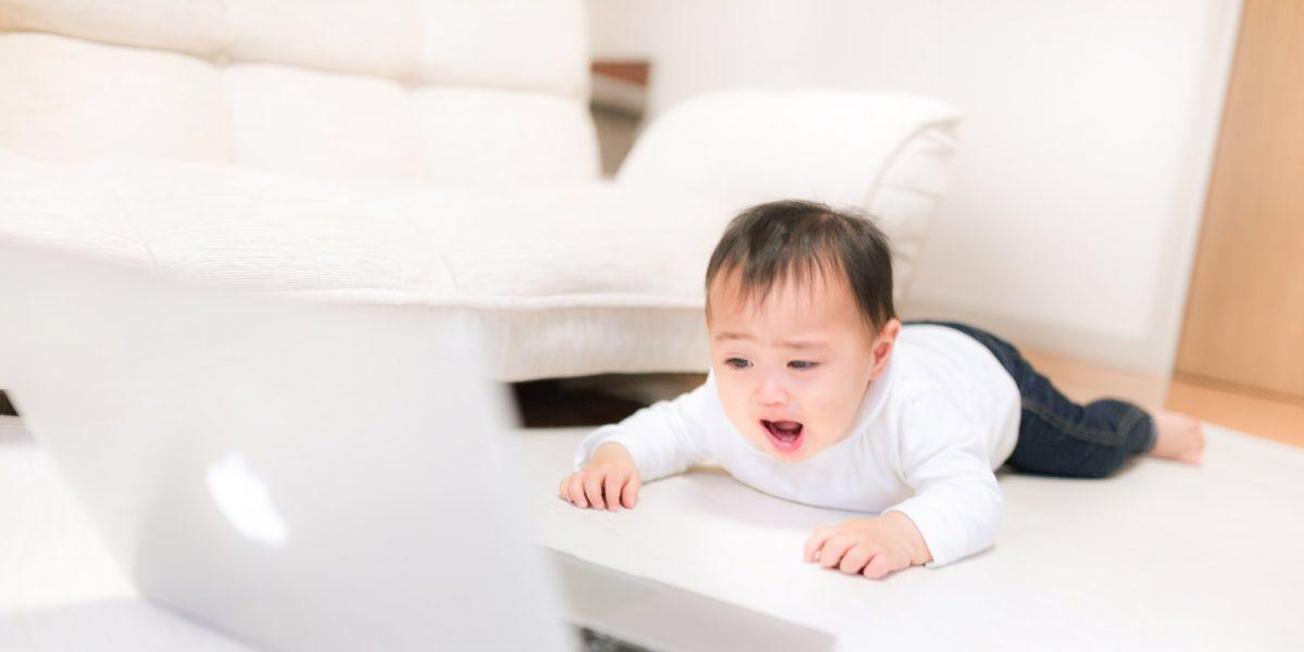 在宅勤務による育児や家事へのメリットとは?