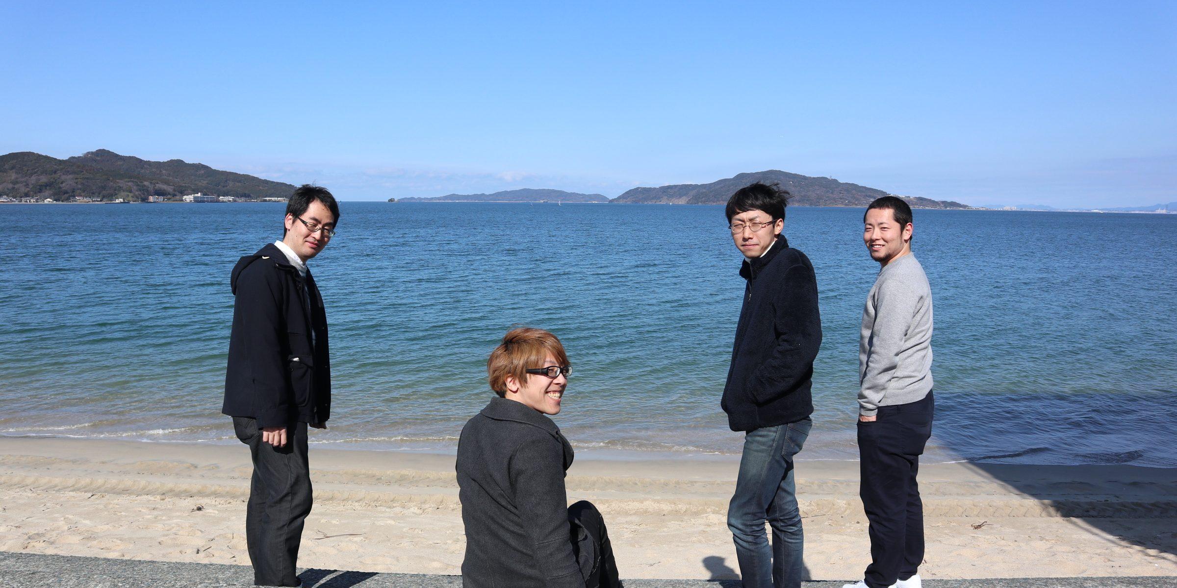 福岡・今宿に海辺のオフィスができました!