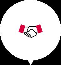 顧客企業との直接契約